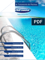 Manual Tratamento da piscina