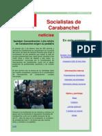 Socialistas de Carabanchel - Nº12 - Feb09