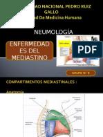 Enfermedades Del Mediastino