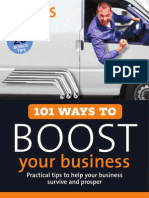 101 Ways to Boost Your Business