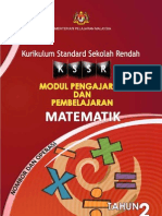 Modul P&P Matematik - Nombor Dan Operasi Tahun 2