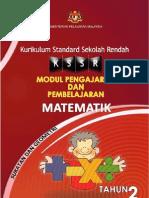 Modul P&P Matematik - Sukatan Dan Geometri Tahun 2