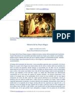 Ana Catalina Emmerich -  Historia De Los Reyes Magos