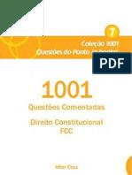 1001questescomentadasdireitoconstitucionalfcc-120601080531-phpapp02