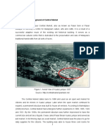 Full Report Final CENTRAL MARKET CONSERVATION STUDY
