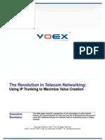 White Paper - VoEX IP Trunking