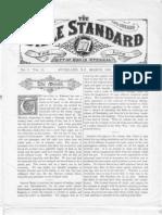 Bible Standard March 1891