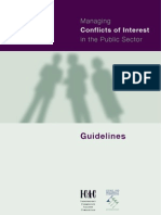 managing conflict in the public sector