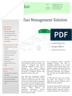 Taxi Management Solutions