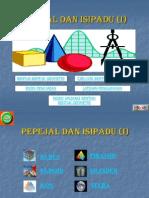 62176589 GEOMETRI1 Pepejal Dan Isipadu