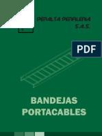 Catalogo Bandejas portacables