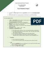 08 MAT Statistics Project 18pepijnb