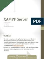 XAMPP Installation for Joomla
