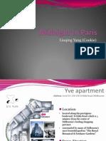 Yve Apartment Design Presentation