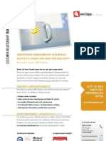 weclapp - CRM Produktflyer