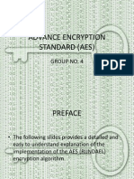 Advance Encryption Standard (Aes)