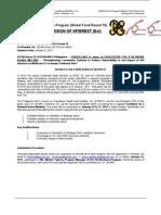 EoI No. 30 - Facilitator - Network Board Meeting (January 2013)