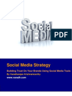 Building Trust On Your Brand Using Social Media Tools