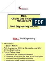 1. Well Engineering, Rig Types