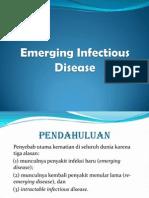Emerging Disease Kel 4 5 6 Baruuuuuuuu