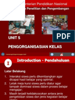 (2) Unit 5- Pengorganisasian Kelas