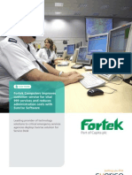 Sunrise Software Fortek Case Study