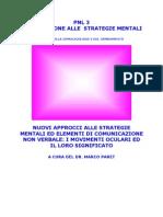 9665312 Marco Paret PNL 3 Introduzione Alle Strategie Mentali