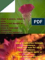 Islam Poem