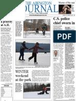 The Abington Journal 01-09-2013