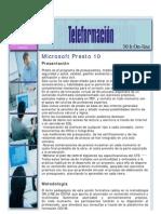 PRESTO 10
