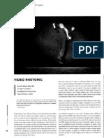 Video Rhetoric