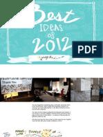 2012 Best Idea - EBriks Infotech