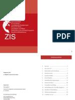 ZIS Bremen - Weiterbildungsprogramm 2013