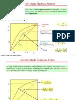 McCabe-Algebra