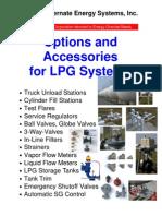 LPG accesories