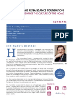 HRF Newsletter Volume 4 2012