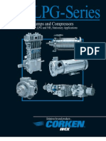 Corken LPG pumps and compressors