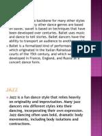 Music and Dance Around the World