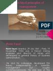 Henri Fayol Principles of Management
