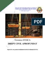 Drept Civil Aprofundat