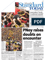 Manila Standard Today - Thursday (January 10, 2013) Issue