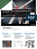 autocad structural detailing 2012