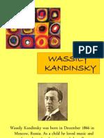 Kandinskys Life