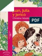 Juan, Julia y Jericó - Christine Nostlinger