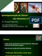 PPT - Nutrição e Cancer