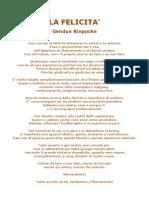 14369937 Gendun Rinpoche La Felicita