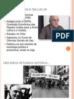 METAMORFOSES DO ESTADO BRASILEIRO NO FINAL DO SÉCULO XX- Seminário