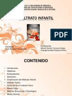 PRESENTACION MALTRATO INFANTIL