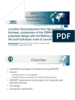Levulinic Acid Reactor and Process Development