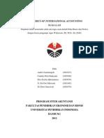 Etika Akuntansi Internasional